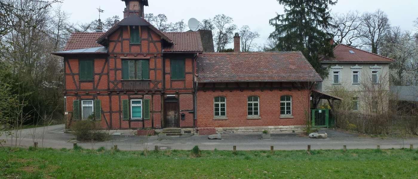 Stuttgart-Degerloch, Garnisonsschützenhaus (Auf der Dornhalde 1 +1A)