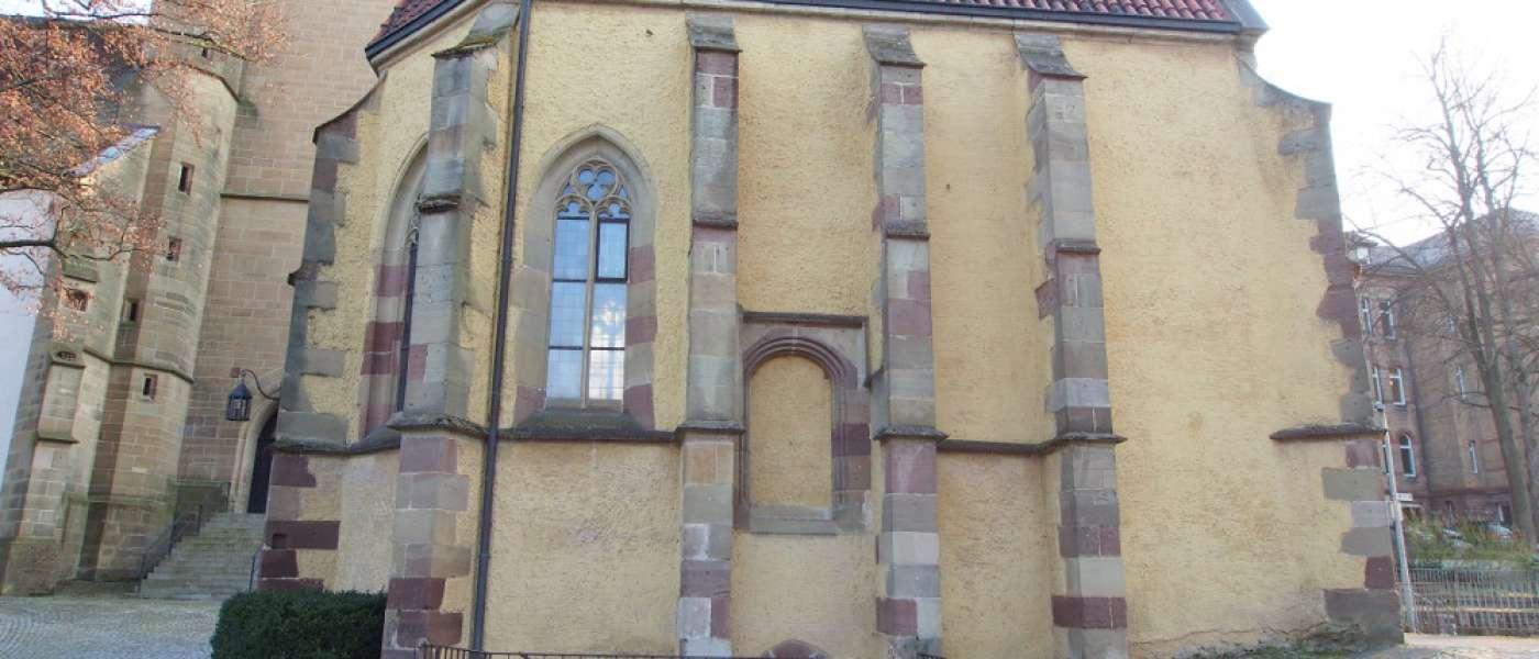 Waiblingen, Michaelskirche undNonnenkirchle