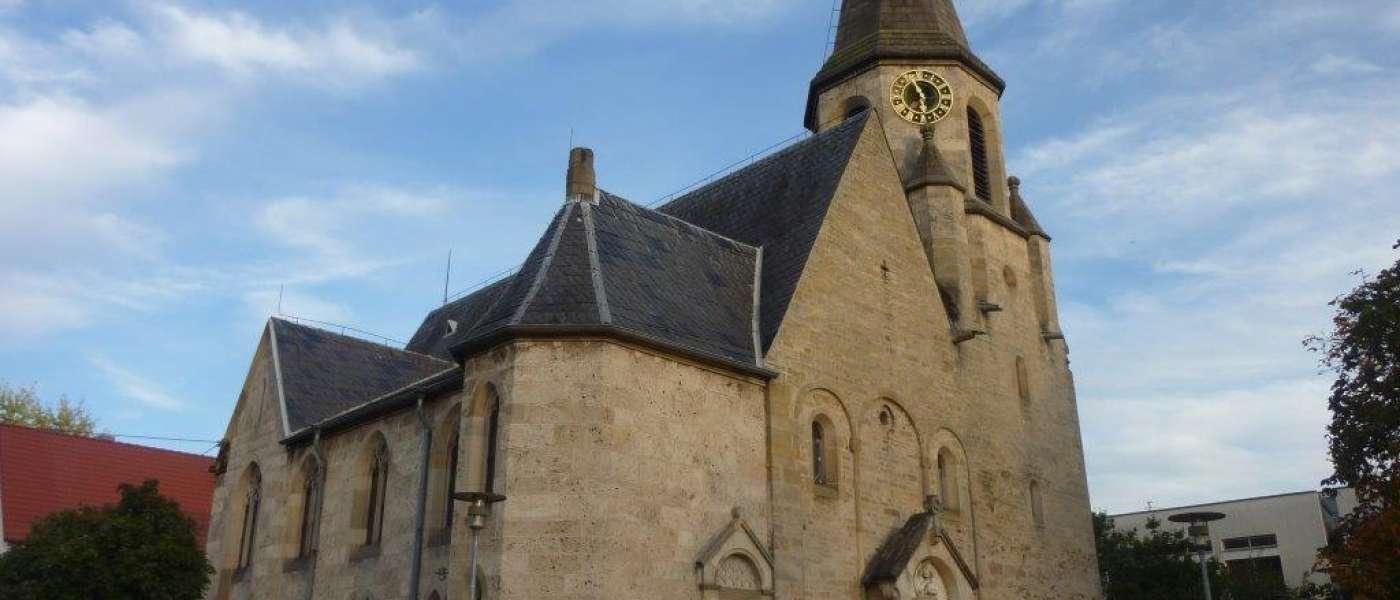 Wannweil,Johanneskirche