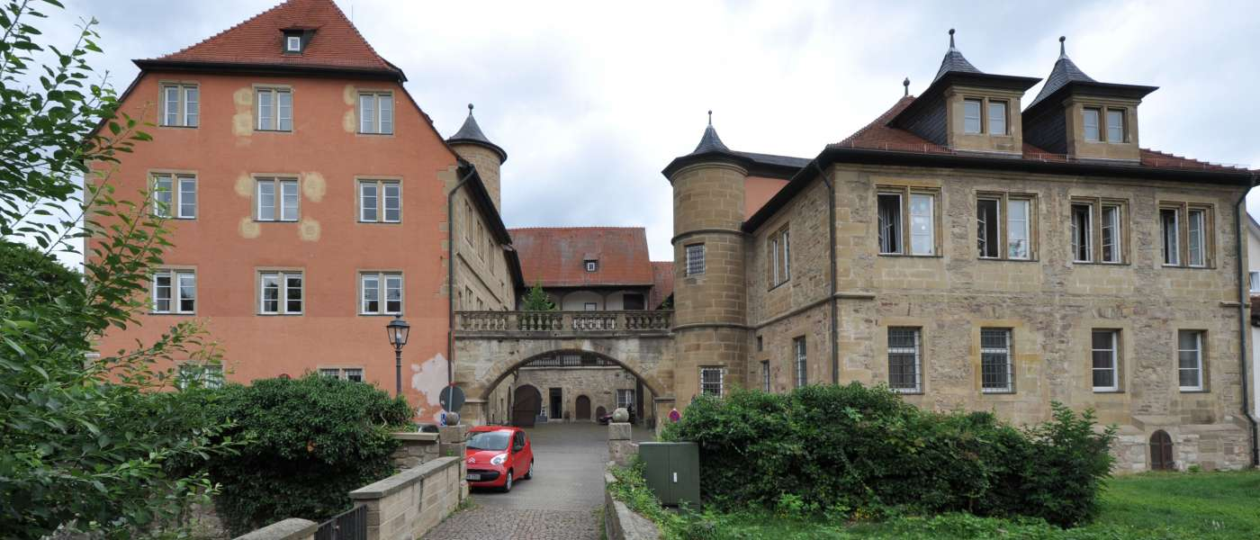 Brackenheim,Schloss