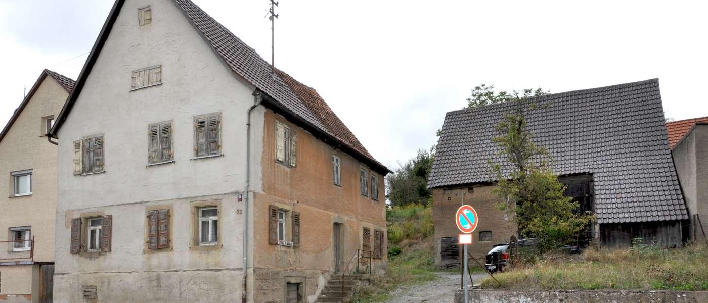 Kirchhausen, Schlossstraße92