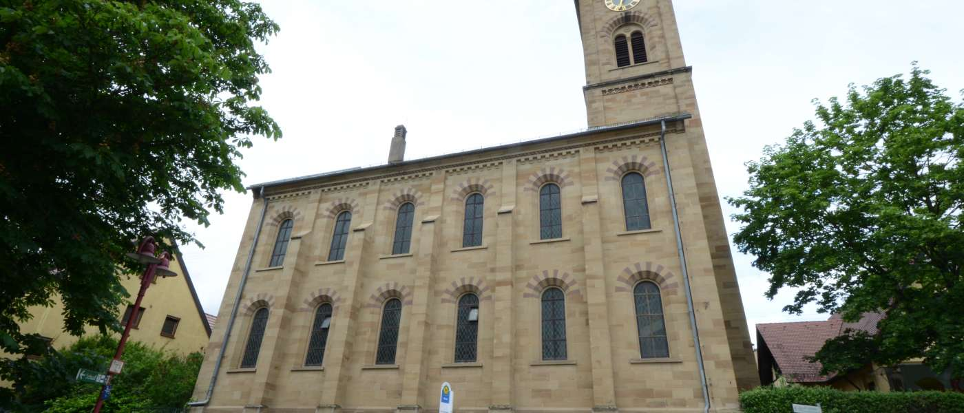 Leingarten, Martin-Luther-Kirche