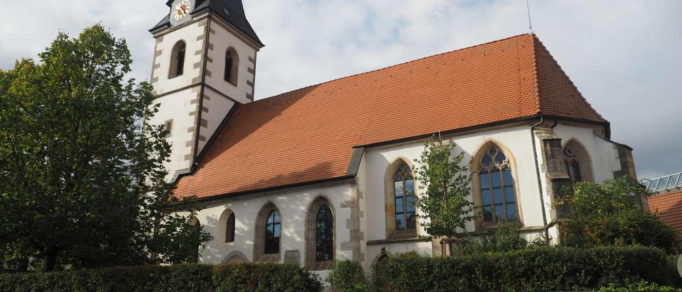 Aegidiuskirche,Baltmannsweiler