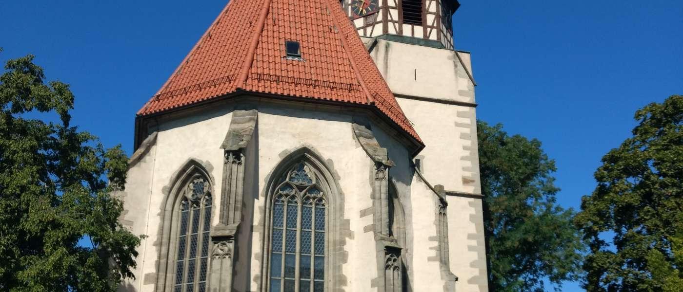 Kirche St. Katharina,Eglosheim