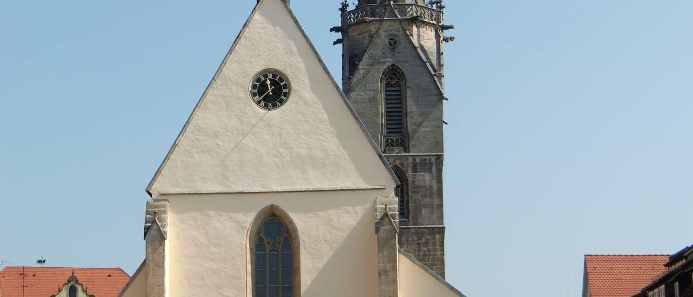 Rottenburg a. N., Turm der Domkirche St.Martin