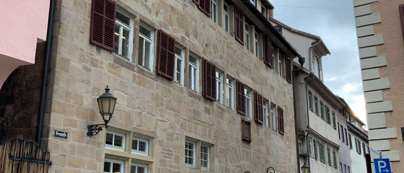 Esslingen,Stadtbücherei