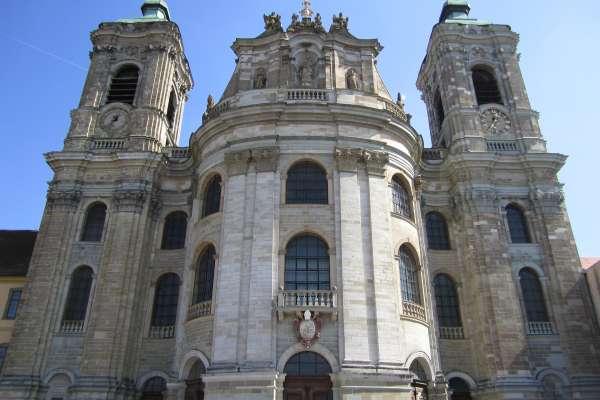 Weingarten,Basilika