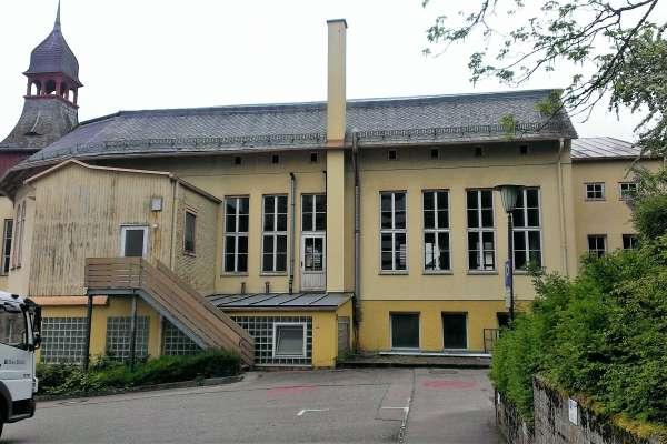 Schwäbisch Hall, Diakonie Klinikum, Kapellensaal undJohanniterhaus