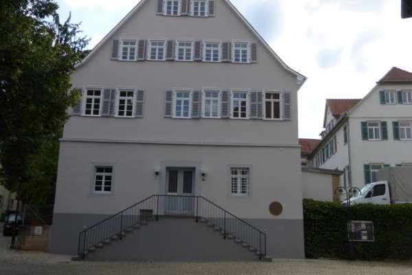 Stuttgart-Feuerbach, Ev.Pfarrhaus