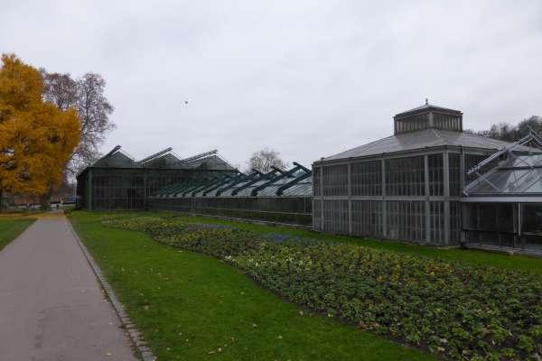 Stuttgart, WilhelmaKuppelhäuser
