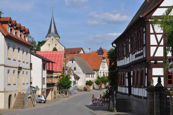 "MELAP PLUS Modellgemeinde ""Die Bergdörfer""Sinsheim"