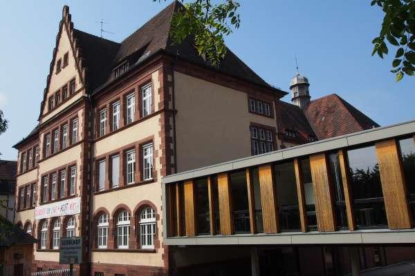 Freiburg, Hebel- undHansjakobschule