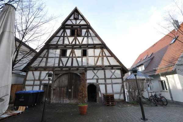 Herrenberg, Hirschgasse4