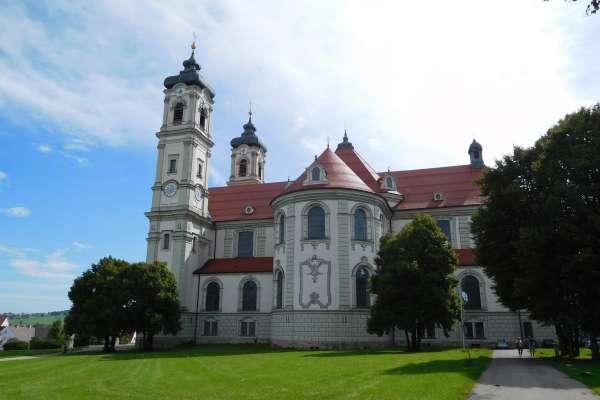 Ottobeuren,Basilika