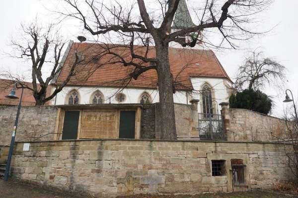 Kirchmauer,Grunbach