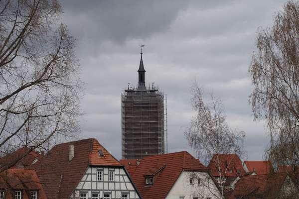 strebewerk. Architekten GmbH spendet 2.000€ für den BlauenTurm