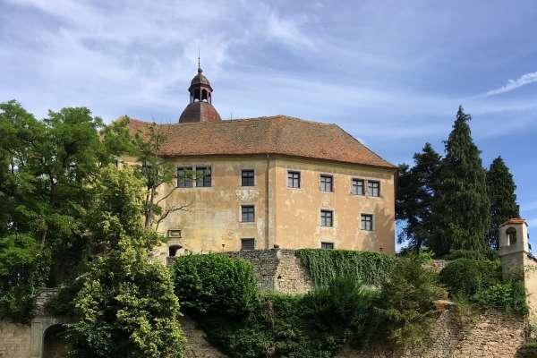 Flachslanden, SchlossVirnsberg